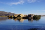 1/2 day - Uros reed floating Islands